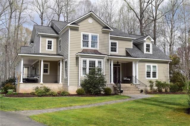 5858 Hillside Dr, Gloucester County, VA 23061 (MLS #10311127) :: Chantel Ray Real Estate