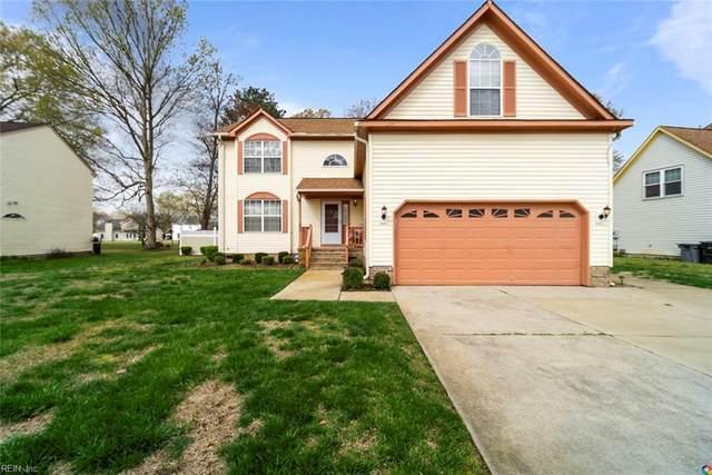 259 Derosa Dr, Hampton, VA 23666 (MLS #10311174) :: Chantel Ray Real Estate