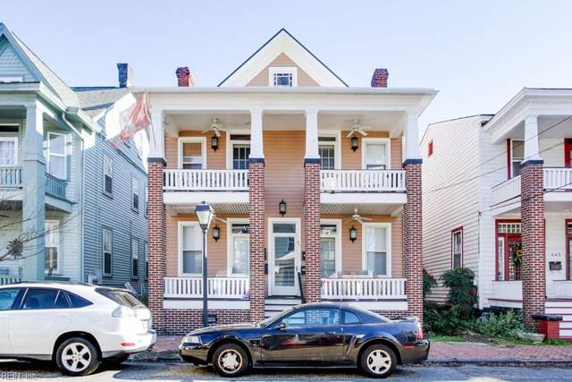 441 Dinwiddie St D, Portsmouth, VA 23704 (MLS #10311196) :: Chantel Ray Real Estate