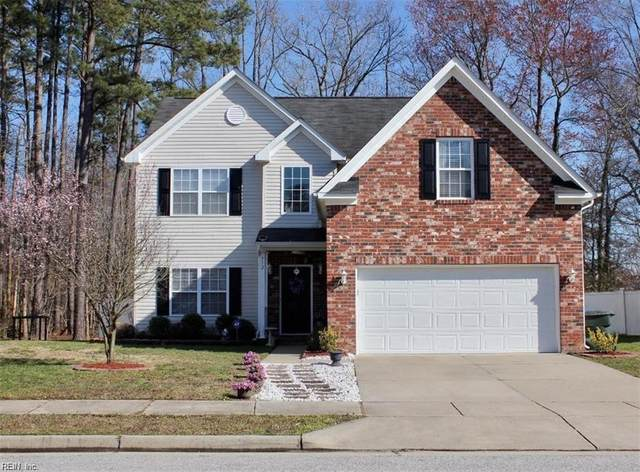 912 Sparrow Ct, Newport News, VA 23608 (#10311245) :: Austin James Realty LLC