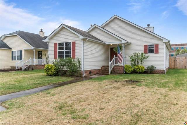 112 Burnetts Ct, Suffolk, VA 23434 (MLS #10311264) :: Chantel Ray Real Estate