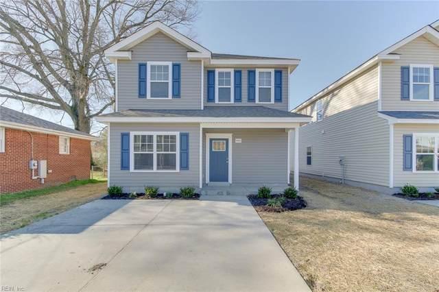 2111 Weber Ave, Chesapeake, VA 23320 (MLS #10311269) :: Chantel Ray Real Estate