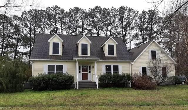 4071 E River Rd, Mathews County, VA 23025 (MLS #10311270) :: Chantel Ray Real Estate