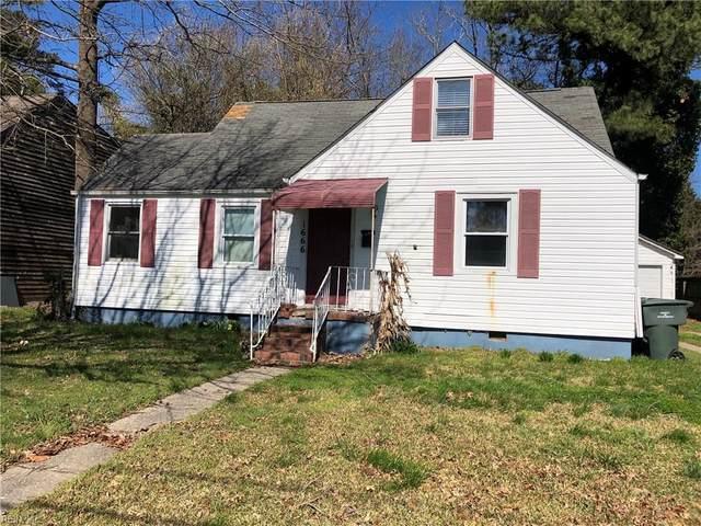 1666 Croyden Rd, Norfolk, VA 23503 (#10311288) :: Upscale Avenues Realty Group