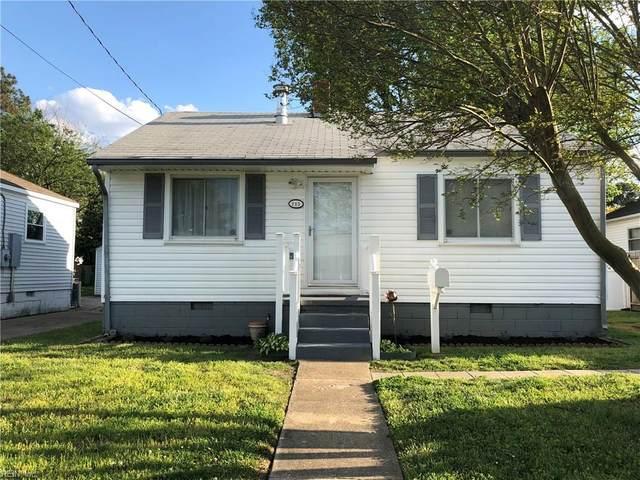 715 Kenosha Ave, Norfolk, VA 23509 (#10311289) :: Atlantic Sotheby's International Realty