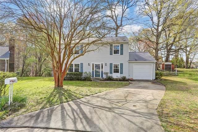 120 Virginia Dr, Newport News, VA 23602 (MLS #10311300) :: Chantel Ray Real Estate