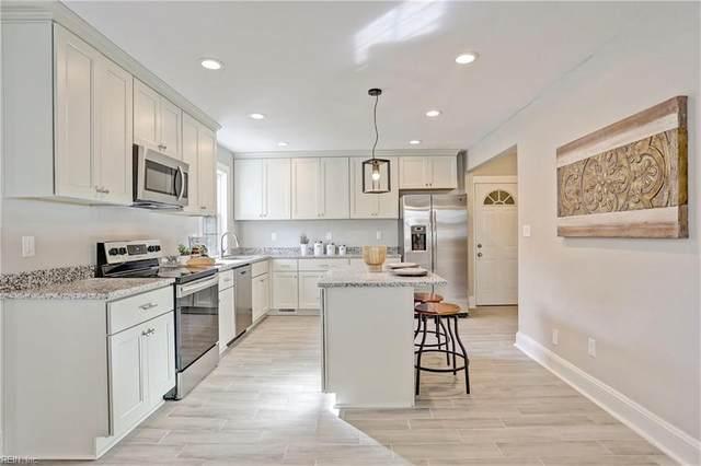 1129 Hazel Ave, Chesapeake, VA 23325 (MLS #10311302) :: Chantel Ray Real Estate
