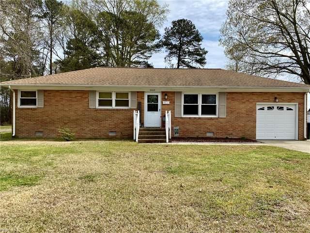 4007 Threechopt Rd, Hampton, VA 23666 (MLS #10311327) :: Chantel Ray Real Estate