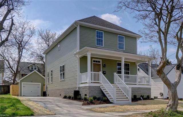 3309 Tidewater Dr, Norfolk, VA 23504 (MLS #10311356) :: Chantel Ray Real Estate