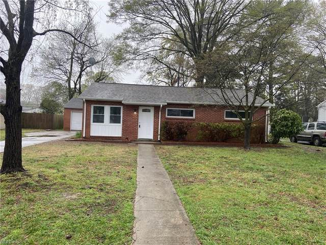 314 Deal Dr, Portsmouth, VA 23701 (MLS #10311393) :: Chantel Ray Real Estate