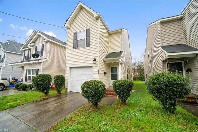 828 Stewart St, Chesapeake, VA 23324 (MLS #10311394) :: Chantel Ray Real Estate