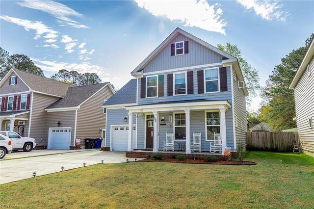 105 Bedford Pl, Portsmouth, VA 23701 (#10311414) :: RE/MAX Central Realty