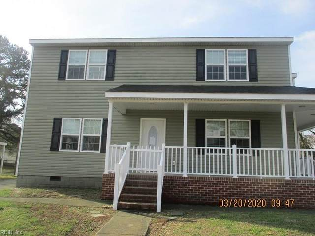 507 Truman Cir, Portsmouth, VA 23701 (#10311429) :: The Kris Weaver Real Estate Team