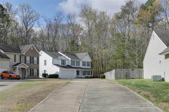 26 W Big Sky Dr, Hampton, VA 23666 (MLS #10311440) :: Chantel Ray Real Estate