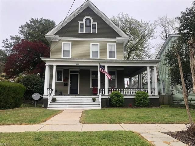 329 Broad St, Portsmouth, VA 23707 (#10311456) :: The Kris Weaver Real Estate Team