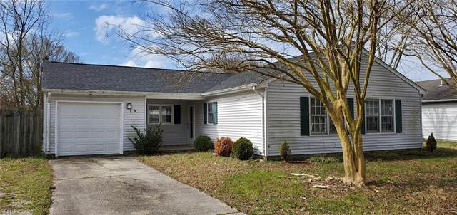 13 Westmont Dr, Hampton, VA 23666 (MLS #10311473) :: Chantel Ray Real Estate