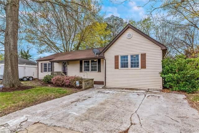 20 Westmoreland Dr, Hampton, VA 23669 (MLS #10311506) :: Chantel Ray Real Estate