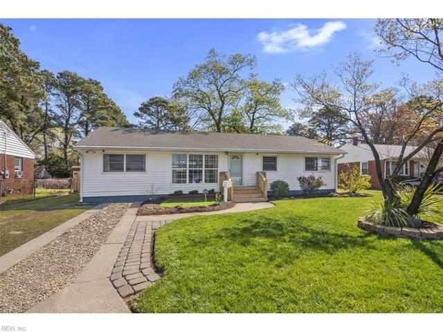 110 Lynnhaven Dr, Hampton, VA 23666 (MLS #10311511) :: Chantel Ray Real Estate
