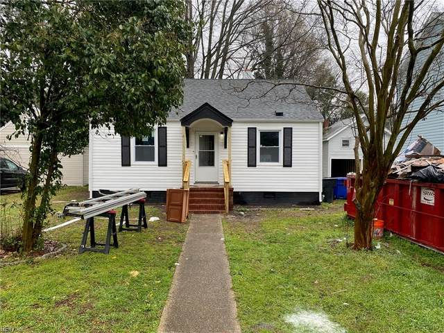 2201 Evergreen Pl, Portsmouth, VA 23704 (MLS #10311560) :: Chantel Ray Real Estate