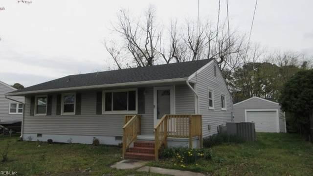 107 Woodbury Forrest Dr, Hampton, VA 23666 (MLS #10311573) :: Chantel Ray Real Estate