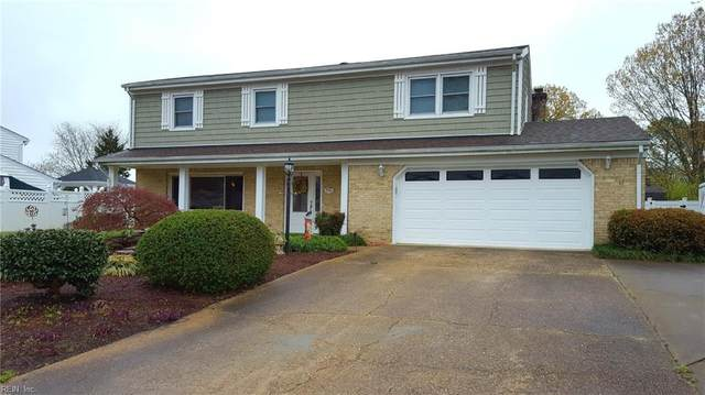 724 Earl Of Chesterfield Ct, Virginia Beach, VA 23454 (MLS #10311579) :: Chantel Ray Real Estate