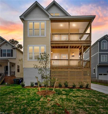 9565 7th Bay St A, Norfolk, VA 23518 (MLS #10311596) :: Chantel Ray Real Estate