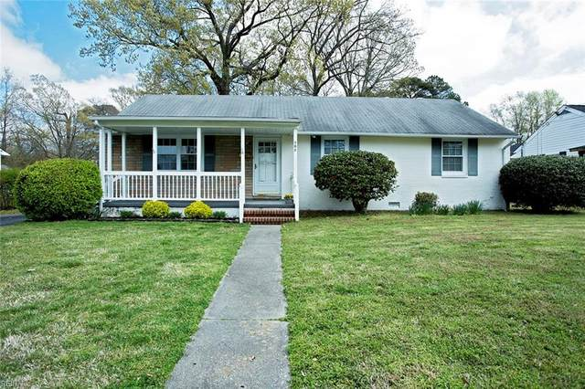 302 Winchester Dr, Hampton, VA 23666 (MLS #10311599) :: Chantel Ray Real Estate