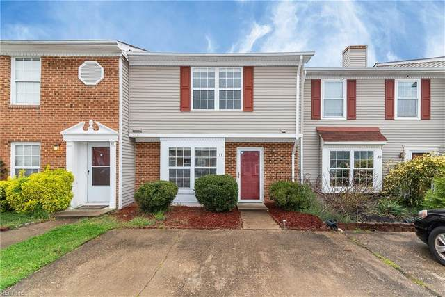 33 Riverchase Dr, Hampton, VA 23669 (MLS #10311601) :: Chantel Ray Real Estate