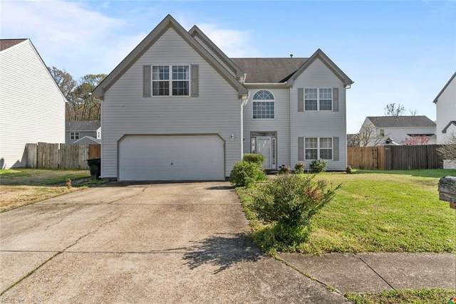 304 Manning Lane Ln, Hampton, VA 23666 (#10311632) :: Abbitt Realty Co.