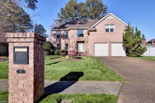 43 Edenbrook Dr, Hampton, VA 23666 (#10311654) :: Gold Team VA