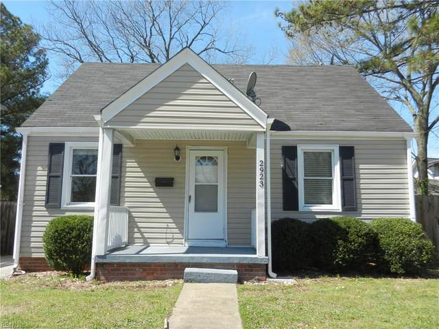 2923 Tidewater Dr, Norfolk, VA 23509 (#10311691) :: Avalon Real Estate