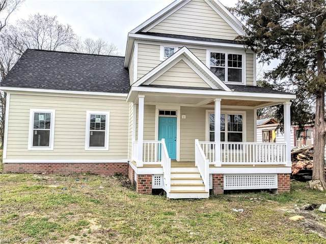 311 Cottonwood Ave, Hampton, VA 23661 (MLS #10311692) :: Chantel Ray Real Estate
