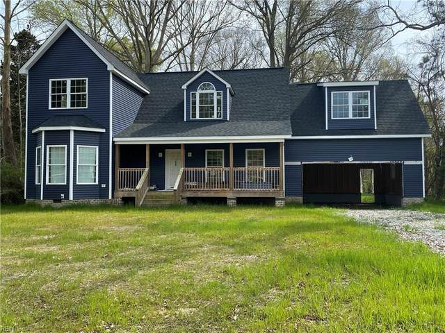 108 Dogwood Dr, York County, VA 23696 (MLS #10311700) :: Chantel Ray Real Estate
