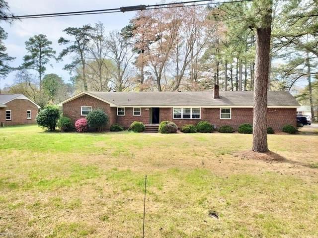 3516 Moore Rd, Portsmouth, VA 23703 (MLS #10311705) :: Chantel Ray Real Estate