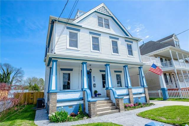 111 Segar St, Hampton, VA 23663 (MLS #10311726) :: Chantel Ray Real Estate