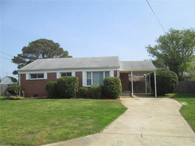 2412 Saban Ave, Norfolk, VA 23518 (#10311746) :: Kristie Weaver, REALTOR