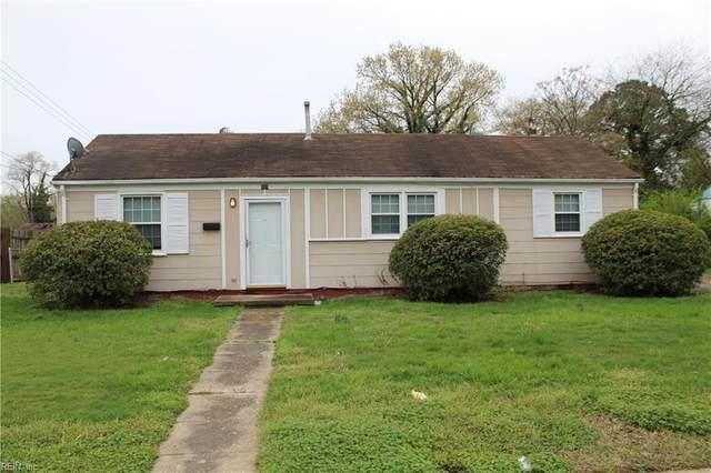909 Workwood Rd, Norfolk, VA 23513 (MLS #10311756) :: AtCoastal Realty