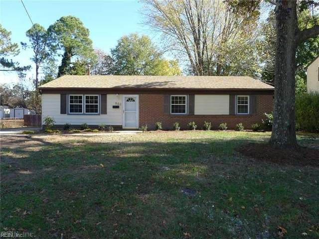 520 Lucas Creek Rd, Newport News, VA 23602 (#10311762) :: RE/MAX Central Realty