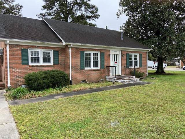 608 Old Us 17 Hwy S, Pasquotank County, NC 27909 (MLS #10311781) :: Chantel Ray Real Estate