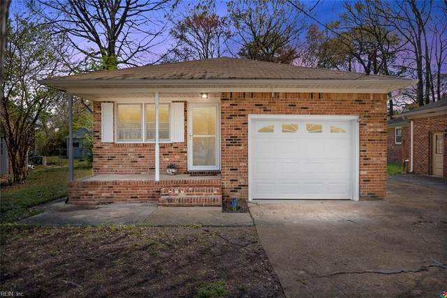 1140 Laurel Ave, Chesapeake, VA 23325 (MLS #10311790) :: Chantel Ray Real Estate