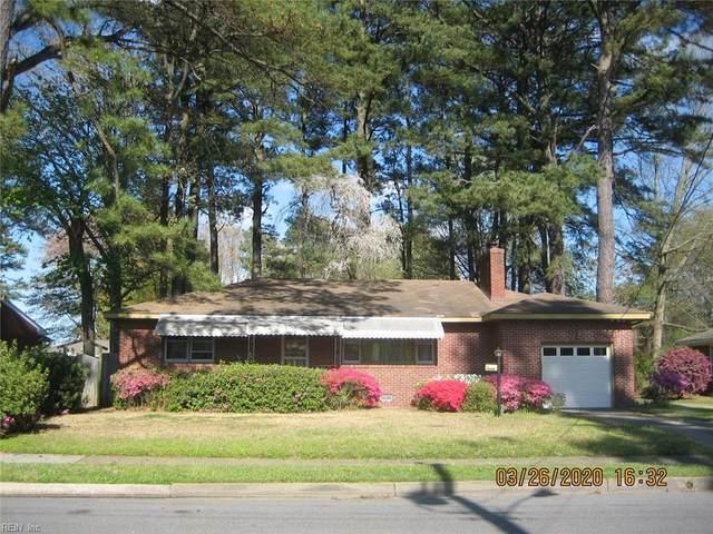 330 W Mcginnis Cir, Norfolk, VA 23502 (MLS #10311802) :: Chantel Ray Real Estate