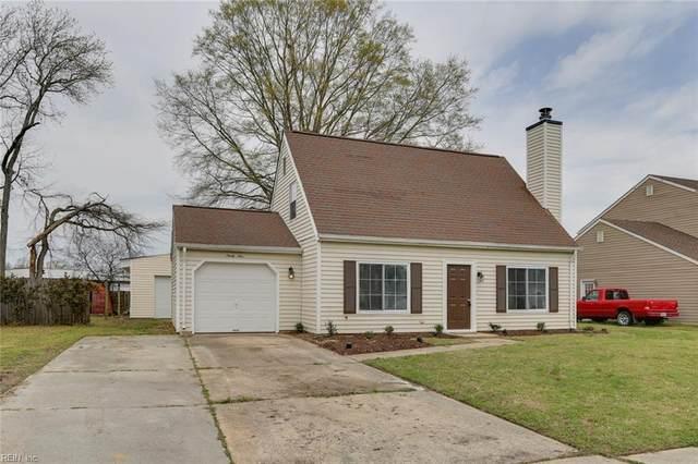 31 Westbriar Dr, Hampton, VA 23666 (MLS #10311804) :: Chantel Ray Real Estate