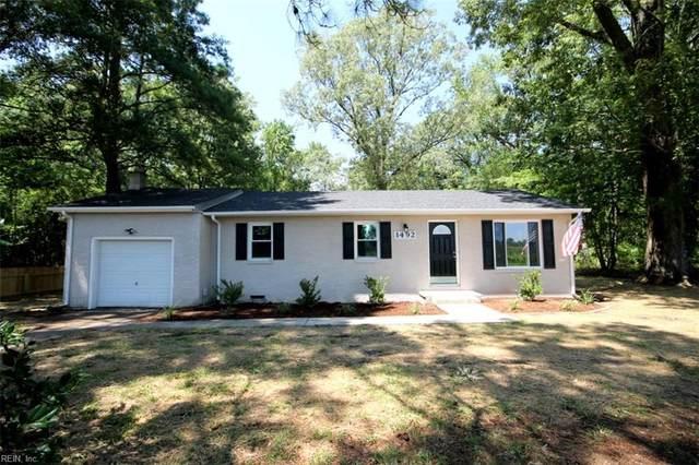 1492 Back Bay Landing Rd, Virginia Beach, VA 23457 (MLS #10311827) :: Chantel Ray Real Estate