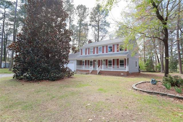 26 Thomas Dr, Poquoson, VA 23662 (#10311883) :: The Kris Weaver Real Estate Team