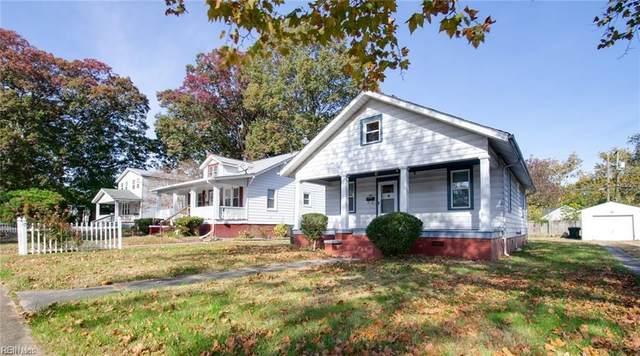218 Pear Ave, Hampton, VA 23661 (#10311886) :: Abbitt Realty Co.