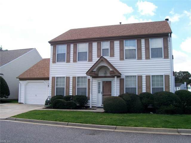 301 Oak Hill Way #110, Chesapeake, VA 23320 (#10311900) :: RE/MAX Central Realty