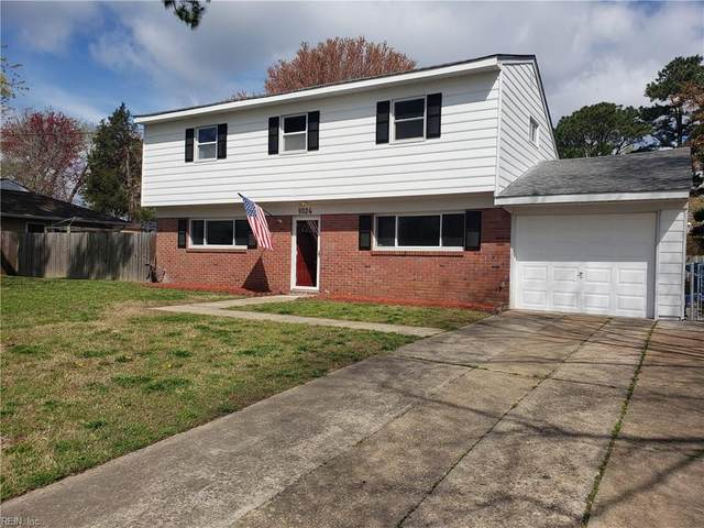 1024 Trestman Ave, Virginia Beach, VA 23462 (MLS #10311904) :: AtCoastal Realty