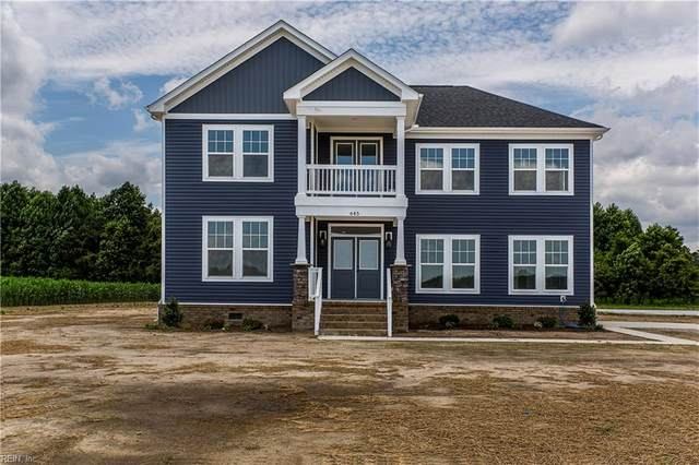 7 Dove Point Trl, Poquoson, VA 23662 (#10311946) :: Rocket Real Estate