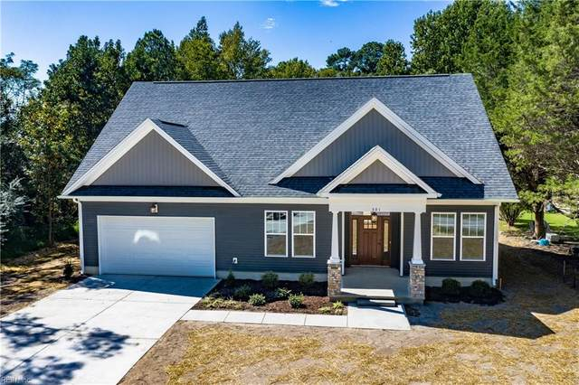 9 Dove Point Trl, Poquoson, VA 23662 (#10311950) :: The Kris Weaver Real Estate Team