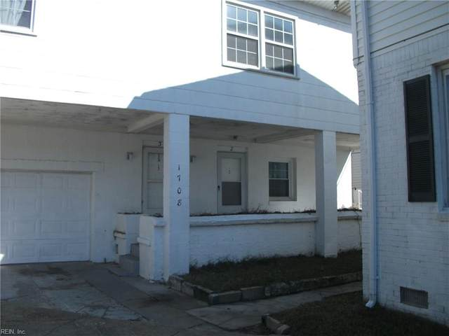 1708 E Ocean View Ave #2, Norfolk, VA 23503 (#10311970) :: RE/MAX Central Realty